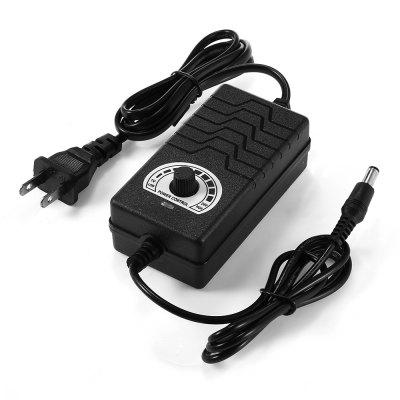 JNT0124 Adjustable AC / DC Power Adapter