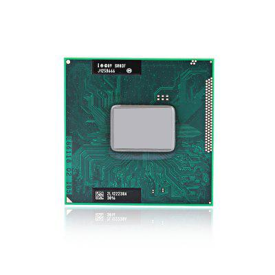 Intel Core i7 - 2620M 2.7GHz Dual-core 4 threads CPU