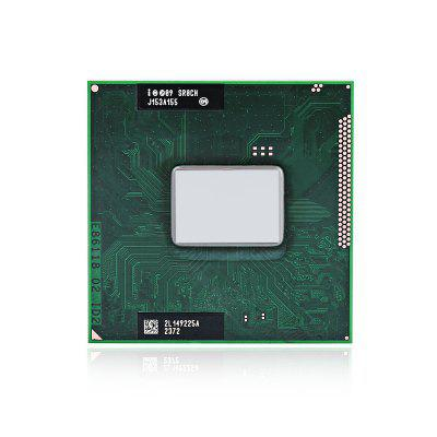 Intel Core i5 - 2450M 2.5GHz Dual-core 4 threads CPU