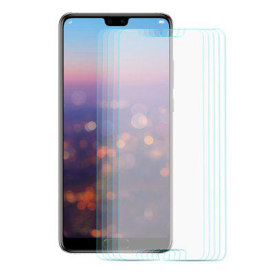 Hat - Prince Phone Tempered Glass for HUAWEI P20 Pro 5pcs цена 2017