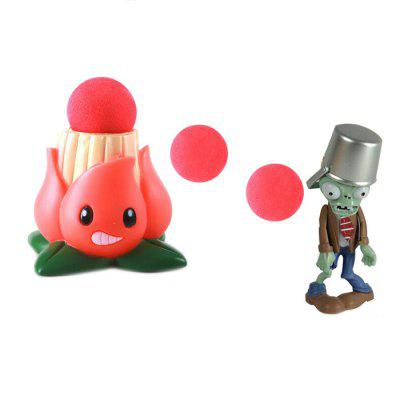 Plant Cannon Fighters Ghost Model for Kids