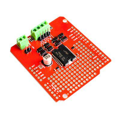 L298P 2 Way Motor Drive Shield Expansion Board