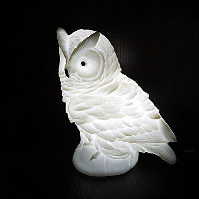 Owl LED Night Light Battery Powered Lamp