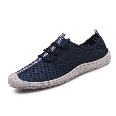 Men Trendy BreathableMesh Casual Shoes