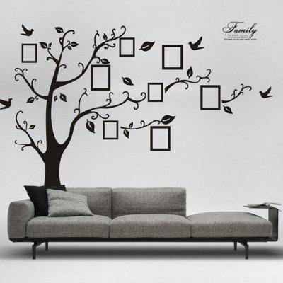 Removable PVC Decal Wallpaper for Decor random cartoon ceramic tile decal 1pc
