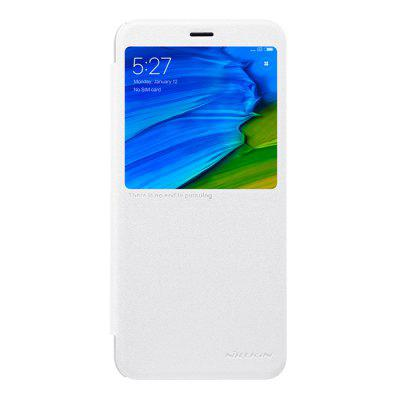 NILLKIN Ultra-thin Phone Cover for Xiaomi Redmi Note 5 original xiaomi led phone light for photograph external selfie