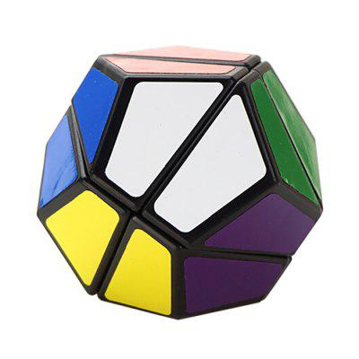 QiYi LanLan Spherical Speed Smooth Magic Cube dayan 5 zhanchi 3x3x3 brain teaser magic iq cube