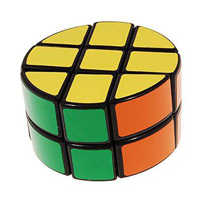 QiYi LanLan Cylinder Speed Smooth Magic Cube dayan 5 zhanchi 3x3x3 brain teaser magic iq cube