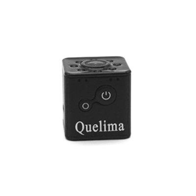 Quelima SQ13 Mini HD 1080P Car DVR DV Camera mini dv md80 dvr video camera 720p hd dvr sport outdoors with an audio support and clip