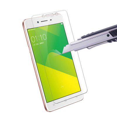 Naxtop Phone Tempered Glass for OPPO A37 2pcs