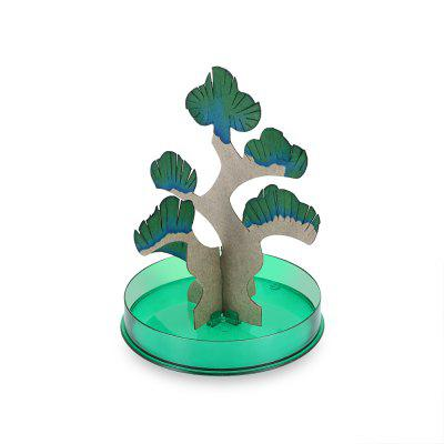 Magic Paper Growing Blossom Tree Decoration lighted inflatable tree for advertising decoration