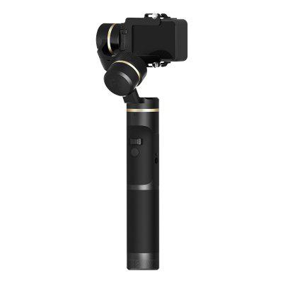 FY FEIYUTECH G6 3-axis Handheld Gimbal StabilizerGimbal<br>FY FEIYUTECH G6 3-axis Handheld Gimbal Stabilizer<br><br>Accessories type: Holders and Supports<br>Apply to Brand: Gopro<br>Brand: FY FEIYUTECH<br>Model: G6<br>Package Contents: 1 x Handheld Gimbal Stabilizer, 1 x USB Data Cable, 1 x Type-C Cable, 1 x 26650 Battery<br>Package size (L x W x H): 32.50 x 18.00 x 4.00 cm / 12.8 x 7.09 x 1.57 inches<br>Package weight: 1.3000 kg<br>Product size (L x W x H): 27.10 x 11.90 x 3.80 cm / 10.67 x 4.69 x 1.5 inches<br>Product weight: 0.3600 kg<br>Type: Photography tools