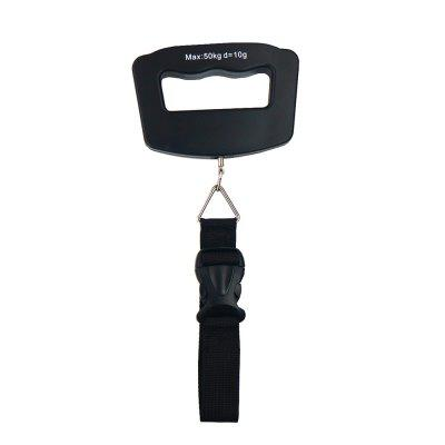 WH - A09 Portable Luggage Scale 50kg / 10g