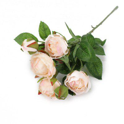 Artificial Rose Flower Ornamental Accessories 1pc
