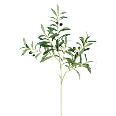 Artificial Olive Branch Plants 1pc