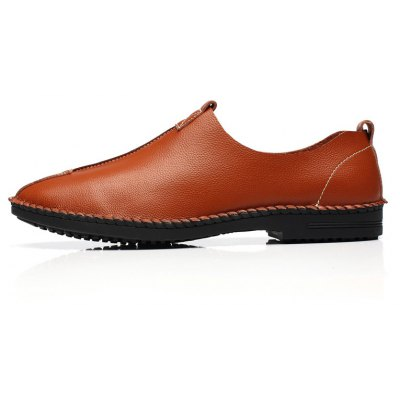 Faddish England Style Loafer for MenMen's Oxford<br>Faddish England Style Loafer for Men<br><br>Closure Type: Slip-On<br>Contents: 1 x Pair of Loafers, 1 x Shoe Box<br>Function: Slip Resistant<br>Materials: Rubber, Microfiber Leather<br>Occasion: Casual, Daily<br>Outsole Material: Rubber<br>Package Size ( L x W x H ): 32.00 x 21.00 x 13.00 cm / 12.6 x 8.27 x 5.12 inches<br>Package weight: 0.7100 kg<br>Product weight: 0.5600 kg<br>Seasons: Autumn,Spring,Summer<br>Style: Fashion, Casual, Comfortable<br>Toe Shape: Round Toe<br>Type: Casual Leather Shoes<br>Upper Material: Microfiber Leather