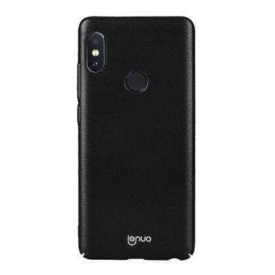 LENUO Full Phone Back Case for Xiaomi Redmi Note 5Cases &amp; Leather<br>LENUO Full Phone Back Case for Xiaomi Redmi Note 5<br><br>Brand: LENUO<br>Features: Anti-knock, Back Cover, Dirt-resistant<br>Material: PC<br>Package Contents: 1 x Case<br>Package size (L x W x H): 18.00 x 10.00 x 2.00 cm / 7.09 x 3.94 x 0.79 inches<br>Package weight: 0.0500 kg<br>Product Size(L x W x H): 15.90 x 7.60 x 0.90 cm / 6.26 x 2.99 x 0.35 inches<br>Product weight: 0.0170 kg<br>Style: Modern