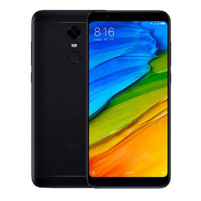 Xiaomi Redmi 5 Plus Smartphone 4G FHD Version GlobaleCell phones<br>Xiaomi Redmi 5 Plus Smartphone 4G FHD Version Globale<br><br>2G: GSM B2/B3/B5/B8<br>3G: WCDMA B1/B2/B5/B8<br>4G: FDD-LTE B1/3/4/5/7/8/20<br>Additional Features: E-book, Fingerprint Unlocking, Fingerprint recognition, Camera, Calendar, Calculator, Browser, Bluetooth, Alarm, 4G, GPS, Gravity Sensing, 3G, Wi-Fi, Sound Recorder, Proximity Sensing, MP4, MP3, Video Call<br>Back camera: 12.0MP<br>Battery Capacity (mAh): 4000mAh?typ? / 3900mAh?min?<br>Battery Type: Non-removable<br>Bluetooth Version: Bluetooth V4.2<br>Brand: Xiaomi<br>Camera type: Dual cameras (one front one back)<br>Cell Phone: 1<br>Cores: 2.0GHz, Octa Core<br>CPU: Qualcomm Snapdragon 625 (MSM8953)<br>E-book format: TXT, PDF<br>English Manual: 1<br>External Memory: TF card up to 128GB (not included)<br>Front camera: 5.0MP<br>Games: Android APK<br>Google Play Store: Yes<br>I/O Interface: Micro USB Slot, Speaker, Micophone, 3.5mm Audio Out Port, 2 x Nano SIM Slot<br>Language: Multi-language<br>MS Office format: Word, PPT, Excel<br>Music format: MP3<br>Network type: GSM+WCDMA+FDD-LTE+TD-LTE<br>OS: MIUI 9<br>OTA: Yes<br>Package size: 18.00 x 12.00 x 6.00 cm / 7.09 x 4.72 x 2.36 inches, 18.00 x 12.00 x 6.00 cm / 7.09 x 4.72 x 2.36 inches<br>Package weight: 0.4500 kg, 0.4500 kg<br>Picture format: GIF, JPEG, PNG, BMP<br>Power Adapter: 1<br>Product size: 15.85 x 7.54 x 0.80 cm / 6.24 x 2.97 x 0.31 inches<br>Product weight: 0.1800 kg, 0.1800 kg<br>RAM: 3GB RAM<br>ROM: 32GB<br>Screen resolution: 2160 x 1080<br>Screen size: 5.99 inch<br>Screen type: Capacitive<br>Sensor: Accelerometer,Ambient Light Sensor,E-Compass,Gravity Sensor,Gyroscope,Proximity Sensor<br>Service Provider: Unlocked<br>SIM Card Slot: Dual SIM, Dual Standby<br>SIM Card Type: Nano SIM Card<br>Sound Recorder: Yes<br>TDD/TD-LTE: TD-LTE B38/B40<br>TV: Yes<br>Type: 4G Phablet<br>USB Cable: 1<br>Video format: MP4<br>Video recording: Yes<br>Wireless Connectivity: 3G, 4G, GSM, A-GPS, WiFi,