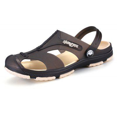 Men Leisure Breathable Dual-use Anti-slip Sandals