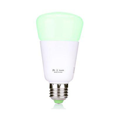 U2C GD - BW2705 Dimmable Multicolor WiFi Smart Light Bulb - WHITE