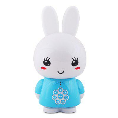 Aliatu G6 Bunny Children MP3 Player Learning Computer - DAY SKY BLUE