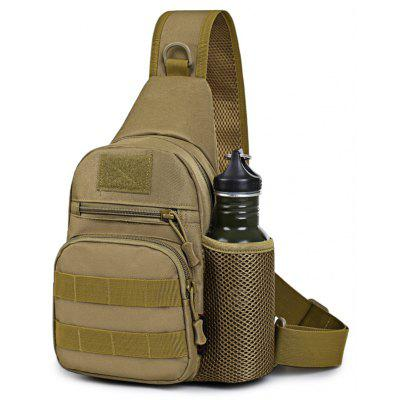 Outdoor Practical Durable Nylon Waterproof Chest Bag