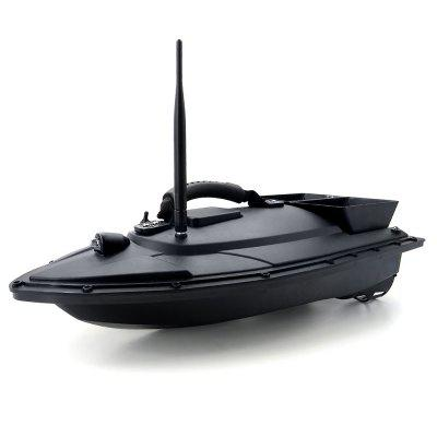 Flytec 2011 - 5 Smart RC Fishing Fishing Boat Toy for Kids Adults - BLACK