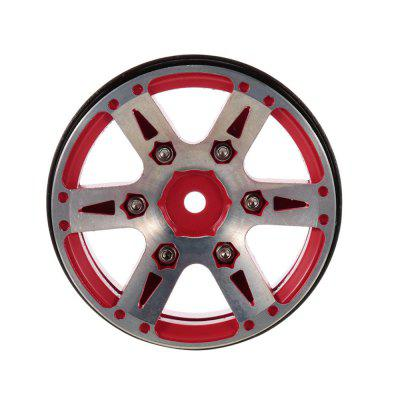 1.9 inch Wheel Hub 4PCSRC Car Parts<br>1.9 inch Wheel Hub 4PCS<br><br>Package Contents: 4 x Wheel Hub, 16 x Screw<br>Package size (L x W x H): 10.50 x 10.50 x 2.50 cm / 4.13 x 4.13 x 0.98 inches<br>Package weight: 0.5080 kg<br>Product size (L x W x H): 5.40 x 5.40 x 2.60 cm / 2.13 x 2.13 x 1.02 inches<br>Type: Wheel Hub