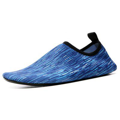 Outdoor Quick-drying Anti-slip Water Shoes for CoupleFlats &amp; Loafers<br>Outdoor Quick-drying Anti-slip Water Shoes for Couple<br><br>Closure Type: Slip-On<br>Contents: 1 x Pair of Shoes, 1 x Box<br>Function: Slip Resistant<br>Materials: Fabric, Rubber<br>Occasion: Beach, Sports, Shopping, Holiday, Daily, Casual<br>Outsole Material: Rubber<br>Package Size ( L x W x H ): 30.00 x 20.00 x 10.00 cm / 11.81 x 7.87 x 3.94 inches<br>Package weight: 0.5000 kg<br>Product weight: 0.4000 kg<br>Seasons: Autumn,Spring,Summer<br>Style: Fashion, Comfortable, Casual<br>Toe Shape: Round Toe<br>Type: Flat Shoes