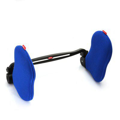 KELIMA Car Pillows High Elastic Seat Headrest Neck PillowCar Neck Headrest Pillow<br>KELIMA Car Pillows High Elastic Seat Headrest Neck Pillow<br><br>Package Contents: 2 x Cushion, 1 x Hex Wrench, 4 x Gasket, 3 x Screw, 2 x Knob, 2 x Hook, 1 x Support Rod<br>Package size (L x W x H): 48.50 x 20.50 x 6.00 cm / 19.09 x 8.07 x 2.36 inches<br>Package weight: 1.2340 kg<br>Product weight: 0.9280 kg<br>Type: Cushions And Pillows