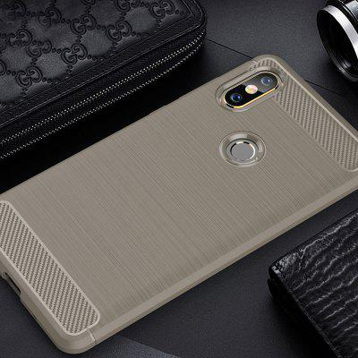 Luanke Drop-proof Phone Cover for Xiaomi Mi Mix 2SCases &amp; Leather<br>Luanke Drop-proof Phone Cover for Xiaomi Mi Mix 2S<br><br>Brand: Luanke<br>Features: Anti-knock, Back Cover, Dirt-resistant<br>Material: Carbon Fiber, TPU<br>Package Contents: 1 x Case<br>Package size (L x W x H): 21.00 x 12.00 x 2.00 cm / 8.27 x 4.72 x 0.79 inches<br>Package weight: 0.0300 kg<br>Product Size(L x W x H): 15.40 x 7.80 x 0.90 cm / 6.06 x 3.07 x 0.35 inches<br>Product weight: 0.0160 kg<br>Style: Modern