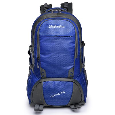 Male Outdoor Durable Large Capacity BackpackBackpacks<br>Male Outdoor Durable Large Capacity Backpack<br><br>Closure Type: Zip<br>Features: Wearable<br>For: Climbing, Cycling, Fishing, Hiking, Hunting, Outdoor, Traveling<br>Gender: Men<br>Material: Nylon<br>Package Size(L x W x H): 36.00 x 63.00 x 5.00 cm / 14.17 x 24.8 x 1.97 inches<br>Package weight: 1.1700 kg<br>Packing List: 1 x Backpack<br>Product Size(L x W x H): 35.00 x 62.00 x 19.00 cm / 13.78 x 24.41 x 7.48 inches<br>Product weight: 1.1600 kg<br>Style: Casual<br>Type: Backpacks