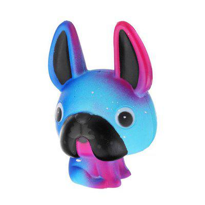 PA61 PU Foam Dog Model Squishy Relieve Stress ToySquishy toys<br>PA61 PU Foam Dog Model Squishy Relieve Stress Toy<br><br>Age Range: &gt; 3 years old<br>Materials: PU Foam<br>Package Content: 1 x Squishy Toy, 1 x Bag<br>Package Dimension: 20.00 x 24.00 x 8.00 cm / 7.87 x 9.45 x 3.15 inches<br>Package Weights: 0.0580kg<br>Product Dimension: 12.00 x 8.00 x 7.00 cm / 4.72 x 3.15 x 2.76 inches<br>Product Weights: 0.0480kg<br>Products Type: Squishy toy
