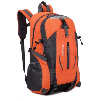 Female Outdoor Large Capacity BackpackBackpacks<br>Female Outdoor Large Capacity Backpack<br><br>Features: Wearable<br>For: Climbing, Cycling, Daily Use, Fishing, Hiking, Hunting, Outdoor, Traveling<br>Gender: Women<br>Material: Nylon<br>Package Size(L x W x H): 40.00 x 5.00 x 30.00 cm / 15.75 x 1.97 x 11.81 inches<br>Package weight: 0.5500 kg<br>Packing List: 1 x Backpack<br>Product Size(L x W x H): 33.00 x 18.00 x 52.00 cm / 12.99 x 7.09 x 20.47 inches<br>Product weight: 0.5300 kg<br>Style: Casual<br>Type: Backpacks