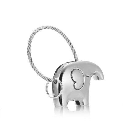 Stainless Steel Elephant Shape Key Chain LockLock Picks and Tools<br>Stainless Steel Elephant Shape Key Chain Lock<br><br>Materials: Stainless Steel<br>Package Contents: 1 x Key Chain Lock<br>Package size (L x W x H): 8.00 x 3.00 x 8.00 cm / 3.15 x 1.18 x 3.15 inches<br>Package weight: 0.0330 kg<br>Packing Type: Single Piece<br>Product size (L x W x H): 6.00 x 5.00 x 1.50 cm / 2.36 x 1.97 x 0.59 inches<br>Product weight: 0.0320 kg<br>Type: Padlock