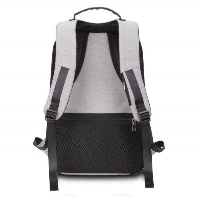 Lightweight Travel Laptop Backpack for MenBackpacks<br>Lightweight Travel Laptop Backpack for Men<br><br>Closure Type: Zip<br>Features: Wearable<br>For: Traveling, Shopping, Hiking, Daily Use, Cycling, Climbing<br>Gender: Men<br>Material: Nylon<br>Package Size(L x W x H): 47.00 x 29.00 x 5.00 cm / 18.5 x 11.42 x 1.97 inches<br>Package weight: 0.6400 kg<br>Packing List: 1 x Backpack<br>Product Size(L x W x H): 46.00 x 28.00 x 10.00 cm / 18.11 x 11.02 x 3.94 inches<br>Product weight: 0.6300 kg<br>Style: Classics, Fashion, Casual, Business<br>Type: Backpacks