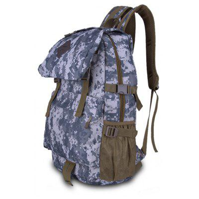 Camouflage Water Resistant Men BackpackBackpacks<br>Camouflage Water Resistant Men Backpack<br><br>For: Climbing, Cycling, Hiking, Traveling<br>Material: Oxford Fabric<br>Package Contents: 1 x Backpack<br>Package size (L x W x H): 51.00 x 31.00 x 5.00 cm / 20.08 x 12.2 x 1.97 inches<br>Package weight: 0.8950 kg<br>Product size (L x W x H): 51.00 x 31.00 x 18.00 cm / 20.08 x 12.2 x 7.09 inches<br>Product weight: 0.8850 kg<br>Strap Length: 55 - 88cm<br>Type: Backpack