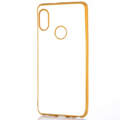 ASLING Electroplated Edge TPU Case for Xiaomi Redmi Note 5Cases &amp; Leather<br>ASLING Electroplated Edge TPU Case for Xiaomi Redmi Note 5<br><br>Brand: ASLING<br>Compatible Model: Redmi Note 5<br>Features: Back Cover<br>Mainly Compatible with: Xiaomi<br>Material: TPU<br>Package Contents: 1 x Phone Protective Case<br>Package size (L x W x H): 21.00 x 12.00 x 1.30 cm / 8.27 x 4.72 x 0.51 inches<br>Package weight: 0.0460 kg<br>Product Size(L x W x H): 16.10 x 7.90 x 0.90 cm / 6.34 x 3.11 x 0.35 inches<br>Product weight: 0.0200 kg<br>Style: Special Design