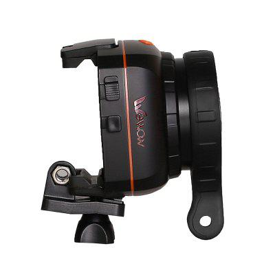 Wewow Sport Pro Single-axis Intelligent Hand-held GimbalGimbal<br>Wewow Sport Pro Single-axis Intelligent Hand-held Gimbal<br><br>Brand: Wewow<br>FPV Equipments: Gimbal<br>Functions: Video<br>Package Contents: 1 x Gimbal, 1 x USB Cable, 1 x English Manual, 1 x Warranty Card<br>Package size (L x W x H): 10.50 x 12.50 x 7.50 cm / 4.13 x 4.92 x 2.95 inches<br>Package weight: 0.3600 kg<br>Product size (L x W x H): 7.00 x 6.40 x 4.70 cm / 2.76 x 2.52 x 1.85 inches<br>Product weight: 0.2100 kg