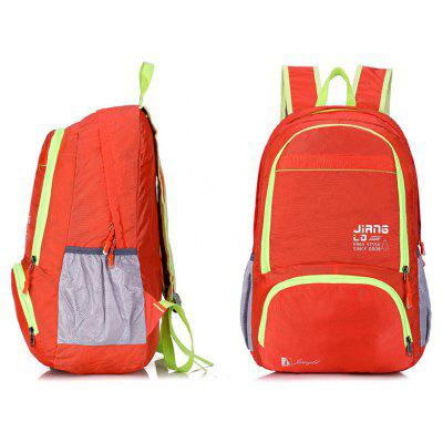 Sports Nylon Men BackpackBackpacks<br>Sports Nylon Men Backpack<br><br>Features: Water Resistance<br>For: Traveling<br>Material: Nylon<br>Package Contents: 1 x Backpack<br>Package size (L x W x H): 28.00 x 5.00 x 45.00 cm / 11.02 x 1.97 x 17.72 inches<br>Package weight: 0.4100 kg<br>Product size (L x W x H): 28.00 x 14.00 x 45.00 cm / 11.02 x 5.51 x 17.72 inches<br>Product weight: 0.4000 kg<br>Strap Length: 55 - 90cm<br>Type: Backpack
