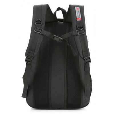 Multifunctional Casual Backpack for MenBackpacks<br>Multifunctional Casual Backpack for Men<br><br>Closure Type: Zipper &amp; Hasp<br>Features: Wearable<br>For: Climbing, Cycling, Daily Use, Hiking, Traveling<br>Gender: Men<br>Material: Oxford Fabric<br>Package Size(L x W x H): 32.00 x 5.00 x 28.00 cm / 12.6 x 1.97 x 11.02 inches<br>Package weight: 0.9100 kg<br>Packing List: 1 x Backpack<br>Product Size(L x W x H): 32.00 x 25.00 x 28.00 cm / 12.6 x 9.84 x 11.02 inches<br>Product weight: 0.9000 kg<br>Style: Casual<br>Type: Backpacks