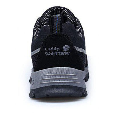 Caddy Wolfclaw Outdoor Breathable Hiking Athletic ShoesMen's Sneakers<br>Caddy Wolfclaw Outdoor Breathable Hiking Athletic Shoes<br><br>Brand: Caddy Wolfclaw<br>Closure Type: Lace-Up<br>Contents: 1 x Pair of Shoes, 1 x Box<br>Function: Slip Resistant<br>Materials: TPR, Mesh Fabric<br>Occasion: Sports, Shopping, Running, Riding, Outdoor Clothing, Holiday, Daily, Casual<br>Outsole Material: TPR<br>Package Size ( L x W x H ): 33.00 x 22.00 x 11.00 cm / 12.99 x 8.66 x 4.33 inches<br>Package weight: 0.8500 kg<br>Product weight: 0.7000 kg<br>Seasons: Autumn,Spring,Summer<br>Style: Fashion, Casual, Comfortable<br>Toe Shape: Round Toe<br>Type: Hiking Shoes<br>Upper Material: Mesh Fabric