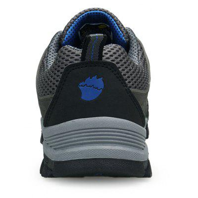 Caddy Wolfclaw Anti-slip Breathable Hiking Athletic ShoesMen's Sneakers<br>Caddy Wolfclaw Anti-slip Breathable Hiking Athletic Shoes<br><br>Brand: Caddy Wolfclaw<br>Closure Type: Lace-Up<br>Contents: 1 x Pair of Shoes, 1 x Box<br>Function: Slip Resistant<br>Materials: Mesh Fabric, TPR<br>Occasion: Outdoor Clothing, Casual, Holiday, Shopping, Running, Riding, Sports<br>Outsole Material: TPR<br>Package Size ( L x W x H ): 33.00 x 22.00 x 11.00 cm / 12.99 x 8.66 x 4.33 inches<br>Package weight: 0.9500 kg<br>Product weight: 0.8000 kg<br>Seasons: Autumn,Spring,Summer<br>Style: Fashion, Comfortable, Casual<br>Toe Shape: Round Toe<br>Type: Hiking Shoes<br>Upper Material: Mesh Fabric