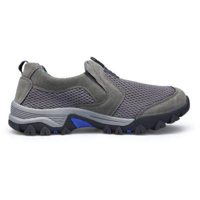 Caddy Wolfclaw Outdoor Breathable Slip-on Casual SneakersMen's Sneakers<br>Caddy Wolfclaw Outdoor Breathable Slip-on Casual Sneakers<br><br>Brand: Caddy Wolfclaw<br>Closure Type: Slip-On<br>Contents: 1 x Pair of Shoes, 1 x Box<br>Function: Slip Resistant<br>Materials: Mesh Fabric, TPR<br>Occasion: Holiday, Casual, Daily, Sports, Shopping, Outdoor Clothing<br>Outsole Material: TPR<br>Package Size ( L x W x H ): 33.00 x 22.00 x 11.00 cm / 12.99 x 8.66 x 4.33 inches<br>Package weight: 0.9500 kg<br>Product weight: 0.8000 kg<br>Seasons: Autumn,Spring,Summer<br>Style: Fashion, Comfortable, Casual<br>Toe Shape: Round Toe<br>Type: Casual Shoes<br>Upper Material: Mesh Fabric