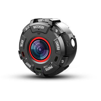 ZGPAX S222 Wearable Waterproof Action Camera Sports DVAction Cameras<br>ZGPAX S222 Wearable Waterproof Action Camera Sports DV<br><br>Audio System: Built-in microphone/speaker (AAC)<br>Battery Capacity (mAh): 900mAh Li-ion Battery<br>Battery Type: Built-in<br>Camera Timer: No<br>Charge way: USB charge by PC<br>Charging Time: about 3h<br>Decode Format: H.264<br>Features: Mini<br>Frequency: 50Hz,60Hz<br>Interface Type: USB 2.0<br>Lens Diameter: f1.8<br>Max External Card Supported: Micro SD 32G (not inluded)<br>Microphone: Built-in<br>Model: S222<br>Night vision: Yes<br>Package Contents: 1 x Sports DV, 1 x USB Cable, 1 x English User Manual, 1 x Stand Mount Kit<br>Package size (L x W x H): 26.00 x 12.00 x 6.00 cm / 10.24 x 4.72 x 2.36 inches<br>Package weight: 0.3500 kg<br>Product size (L x W x H): 6.30 x 6.30 x 3.74 cm / 2.48 x 2.48 x 1.47 inches<br>Product weight: 0.1300 kg<br>Type: Sports Camera<br>Type of Camera: 1080P<br>Video format: MP4<br>Video Frame Rate: 30FPS<br>Video Resolution: 1080P(30fps),720P (30fps)<br>Water Resistant: 30m Underwater<br>Waterproof: Yes<br>Waterproof Rating: IP67<br>WiFi Distance: 10m<br>Working Time: 30mins at 1080P