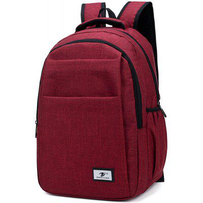 Stylish Nylon Large Capacity Backpack for MenBackpacks<br>Stylish Nylon Large Capacity Backpack for Men<br><br>Features: Wearable<br>Gender: Men<br>Package Size(L x W x H): 30.00 x 5.00 x 44.00 cm / 11.81 x 1.97 x 17.32 inches<br>Package weight: 0.4600 kg<br>Packing List: 1 x Backpack<br>Product Size(L x W x H): 29.00 x 17.00 x 43.00 cm / 11.42 x 6.69 x 16.93 inches<br>Product weight: 0.4500 kg<br>Style: Casual<br>Type: Backpacks