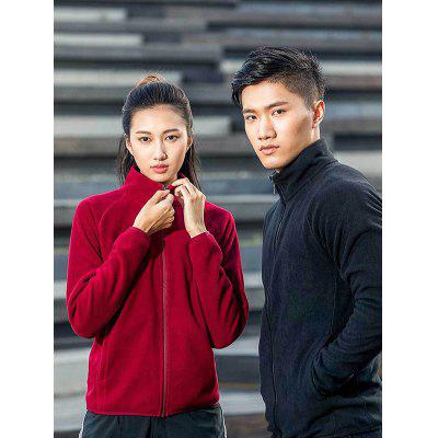 Xiaomi Double Layer Fleece JacketSoft Shell Jackets<br>Xiaomi Double Layer Fleece Jacket<br><br>Package Content: 1 x Fleece Jacket<br>Package size: 24.00 x 20.00 x 2.00 cm / 9.45 x 7.87 x 0.79 inches<br>Package weight: 0.6600 kg<br>Product weight: 0.5500 kg