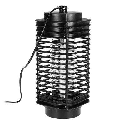 Electronic Non-toxic Mosquito Killer LampPest Control<br>Electronic Non-toxic Mosquito Killer Lamp<br><br>Available Color: Black<br>Functions: Others<br>Material: ABS<br>Package Contents: 1 x Mosquito Killer Lamp<br>Package size (L x W x H): 13.00 x 13.00 x 27.00 cm / 5.12 x 5.12 x 10.63 inches<br>Package weight: 0.5000 kg<br>Product size (L x W x H): 12.00 x 12.00 x 26.00 cm / 4.72 x 4.72 x 10.24 inches<br>Product weight: 0.4500 kg<br>Types: MosquitoRepellentLamp