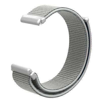 Nylon Loop Replacement Adjustable Strap Band for Fitbit Versa lnop nylon rope survival strap for fitbit alta alta hr replacement band bracelet wristband watchband strap for fitbit alta