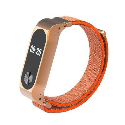 Nylon Wrist Watch Bracelet Strap Band for Xiaomi Mi Band 2Smart Watch Accessories<br>Nylon Wrist Watch Bracelet Strap Band for Xiaomi Mi Band 2<br><br>Compatible with: Xiaomi Mi Band 2<br>Material: Nylon<br>Package Contents: 1 x Watchband<br>Package size: 18.50 x 5.80 x 2.00 cm / 7.28 x 2.28 x 0.79 inches<br>Package weight: 0.0430 kg<br>Product size: 26.50 x 1.90 x 0.90 cm / 10.43 x 0.75 x 0.35 inches<br>Product weight: 0.0220 kg